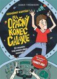 Vesmírný kapitán 1 - Na opačný konec galaxie - Jamie Thomson