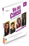 Via del Corso B1 Libro dello studente ed esercizi + CD Audio (2) + DVD video - Telis Marin