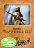 Vinnetou 3 + DVD - Karel May