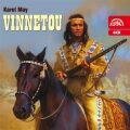 Vinnetou Komplet box 4CD - Karel May