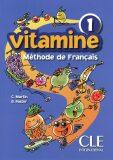 Vitamine 1: Livre de l´éleve - Martin Carmen, Pastor Dolores