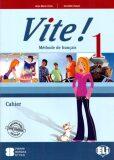 VITE! 1 - pracovní sešit + audio CD (1) - Domitille Hatuel, ...