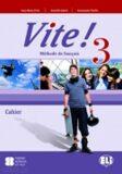 VITE! 3 - pracovní sešit + audio CD (1) - Domitille Hatuel, ...