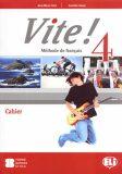 VITE! 4 - pracovní sešit + audio CD (1) - Domitille Hatuel, ...
