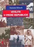 Vítejte v první republice - Antonín Klimek