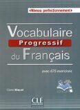 Vocabulaire progressif du francais C1/C2 Niveau perfectionnement. Schülerbuch + mp3-CD + Online - Claire Miquel