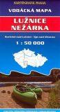 Vodácká mapa - Lužnice, Nežárka - neuveden