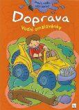 Vodní omalovánky - Doprava - Wierzchowska Barbara