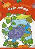 Naše zvířata Vodní omalovánky - Wierzchowska Barbara