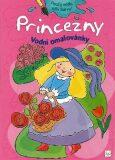 Princezny Vodní omalovánky - Wierzchowska Barbara