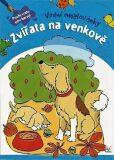Vodní omalovánky - Zvířata na venkově - Wierzchowska Barbara