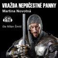 Vražda nepočestné panny - Martina Novotná