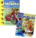 Vrťapka + Mateřídouška - Petr Morkes, Pavla Etrychová