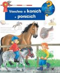 Všechno o koních a ponících - Andrea Erne