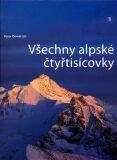 Všechny alpské čtyřtisícovky - Donatsch Peter