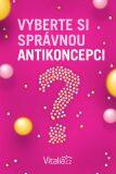 Vyberte si správnou antikoncepci -  Vitalia.cz