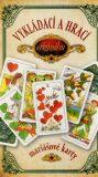 Vykládací a hrací mariášové karty - Jan Hrubý
