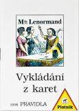 Vykládání Lenormand - Pravidla - Piatnik