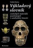 Výkladový slovník exotických materiálů - Ondřej Slanina