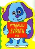 Vymaluj zvířata 3 Pes - Jordi Busquets