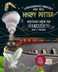Vyškrabávací obrázky pro děti: Harry Potter - PIKOLA