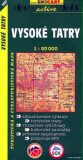 Vysoké Tatry 1:50 000 - GeoClub