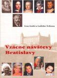 Vzácne návštevy Bratislavy - Ivan Szabó, Ladislav Švihran
