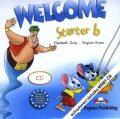 Welcome Starter B - Class Audio CD (1) - Elizabeth Gray, Virginia Evans