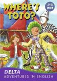 Where´s Toto? – Book + CD-Rom - Elizabeth Laird