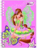 Zápisník Winx Club - Akim