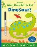 Wipe-Clean Dot-to-Dot Dinosaurs - Felicity Brooks