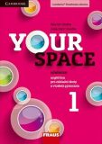 Your Space 1 pro ZŠ a VG - Učebnice - Martyn Hobbs