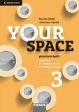 Your Space 3 pro ZŠ a VG - Pracovní sešit - Martyn Hobbs, ...