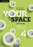 Your Space 4 pro ZŠ a VG - Pracovní sešit - Martyn Hobbs, ...