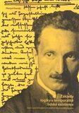 Základy logiky v temporalitě lidské existence – Spor o psychologismus v myšlení Martina Heideggera - Přemysl Dvorský