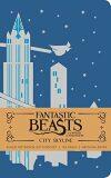 Zápisník Fantastic Beasts and Where to Find Them: City Skyline - Insight Editions