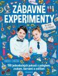 Zábavné experimenty na doma i do přírody - Radek Chajda