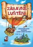 Vzduchoplavec Kolísko a popletený ostrov - Zábavné luštění - Josef Quis