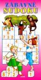 Zábavné sudoku pro děti - Alena Peisertová, ...