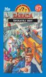 Záhada špinavej hry - Peter Lerangis