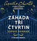 Záhada tří čtvrtin - Sophie Hannah