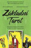 Základní tarot - Kniha Renaty Petříčkové Svět tarotu & Tarot A.E. Waite & tarotový váček - Renata Petříčková, ...
