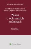 Zákon o ochranných známkách (č. 441/2003 Sb.) - komentář - Miroslav Černý, ...