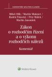 Zákon o rozhodčím řízení (č. 216/1994 Sb.), 2. vyd. - komentář - Martin Maisner,  Miloš Olík, ...