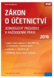 Zákon o účetnictví 2016 - Hana Kovalíková