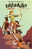 Záleskautky – Lumberjanes 2 - Brooke A. Allenová, ...