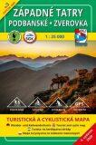 Západné Tatry - Podbanské - Zverovka 1:25 000 - VKÚ