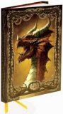 Zápisník Flame Tree Dragon - Red by Kerem Beyit -