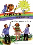 Zápisník prvňáčka - deníček pro 1. ročník - NNS
