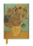 Zápisník - Van Gogh Sunflowers -